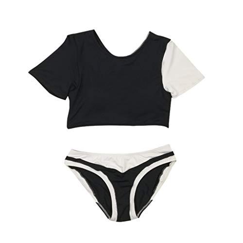 YCQUE Sommer Lässige Mode Frauen Gepolsterte Sexy Schulterfrei Strand Anzug Blätter Dünne Druck Bikini High WAIS Baden Bademode Beachwear Playsuits