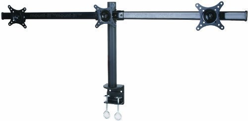 mount-it-mi-773-triple-adjustable-height-rotating-tilting-swiveling-13-20-23-24-27-inch-samsung-sony