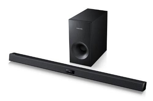 HW-F350 Air Track Sound Bar - Black (Home System Theater Samsung)