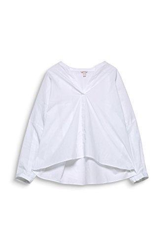 Esprit, Blouse Femme Blanc (White 100)