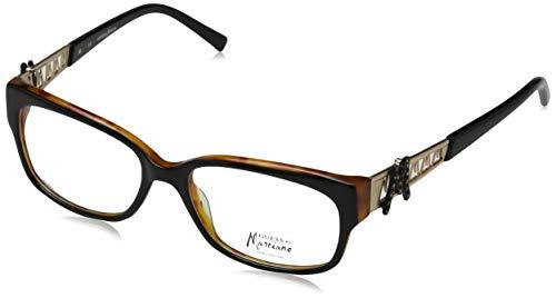 Guess Damen Vgm137 Blk-52-16-135 Brillengestelle, Schwarz, 52
