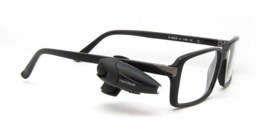 Nachteule - Das Leselicht für die Brille Finden Sie Weitere Red Dot