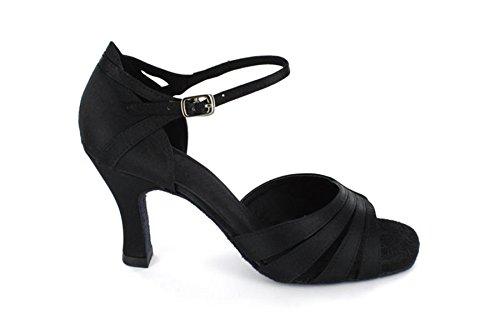 Minitoo ,  Damen Tanzschuhe Schwarz