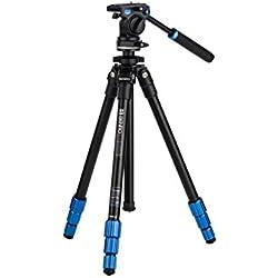 Benro Fin Video Kit-Aluminium (Tsl08as2csh)