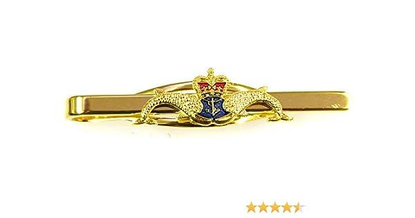 Regimental Tie Clip  Submariners Large