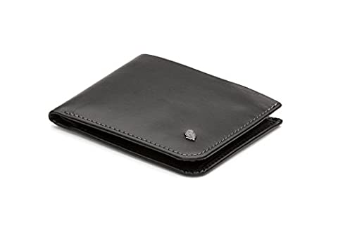 Bellroy Leather Hide & Seek Wallet Black