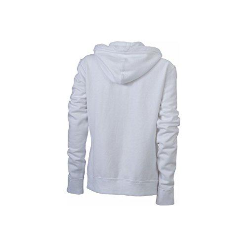Veste vintage femme blanc