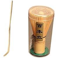 MagiDeal Batidora con Cucharada de Bambú de Té Accesorio Melosidad Herramienta Importante