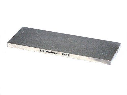 DMT Dia-Sharp Schärfblock, durchgehende Diamantbeschichtung, fein, 20,3 cm / 8 Zoll, D8F