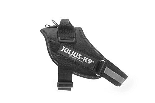 JULIUS-K9, 16IDC-P-0, IDC-Powergeschirr, Größe: 0, Schwarz - 3