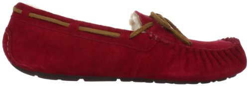 UGG W's Dakota 5612, Chaussons femme Rouge - Jester Red