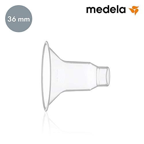 Medela 80336 - Embudo para sacaleches Medela, talla XXL (36 mm)