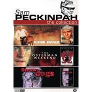 SAM PECKINPAH - The Collection: Junior Bonner / The Osterman Weekend / Straw Dogs