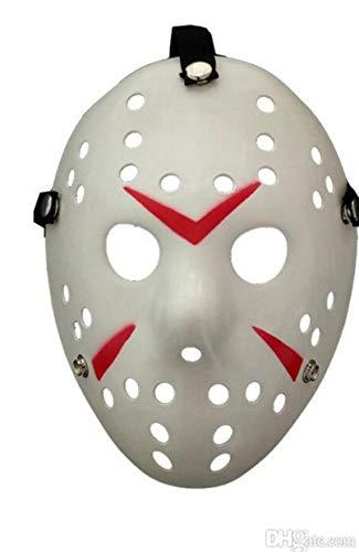 Piccoli monelli maschera jason venerdi 13 bianca