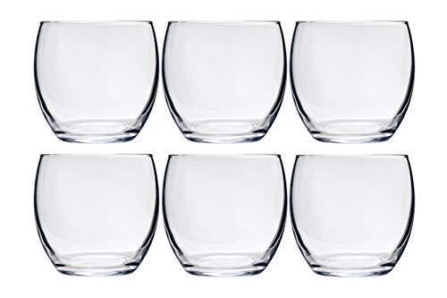 COSY & TRENDY 1347 Cosy Moments Lot de 6 verres/gobelets,34 Cl