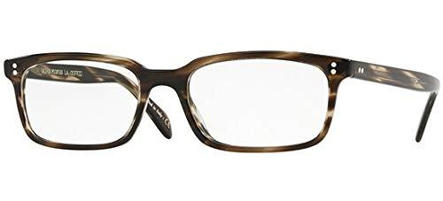 Brillen Oliver Peoples DENISON OV 5102 CINDER COCOBOLO Herrenbrillen