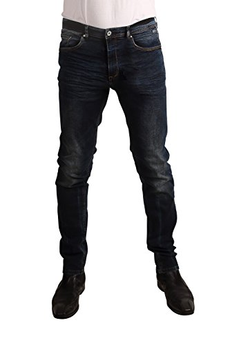 Tiefer Bund (Blend Herren Skinny Jeans Jet, Blau (Denim Middle Blue 76201), W34/L30 (Herstellergröße:34))