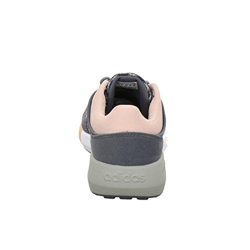 adidas Cloudfoam Race W, Chaussures de Sport Mixte Adulte Bleu - Azul (Onix / Ftwbla / Rosvap)