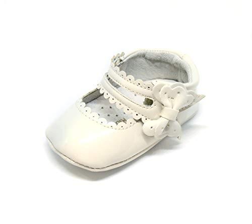 Zapato bebés, Mercedita Charol Interior Piel niñas