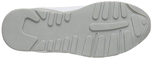 Nebulus Liam, Chaussures de Fitness Femme Multicolore - Mehrfarbig (white-grey)