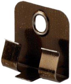 EGGER Clipstar Befestigungsclips für Sockelleisten Zubehör - Inhalt 50Stück inkl. Befestigungsmaterial von Pedross bei TapetenShop