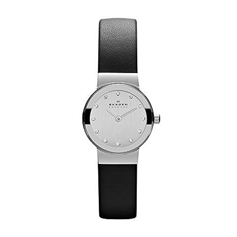 Skagen Damen-Uhren 358XSSLBC