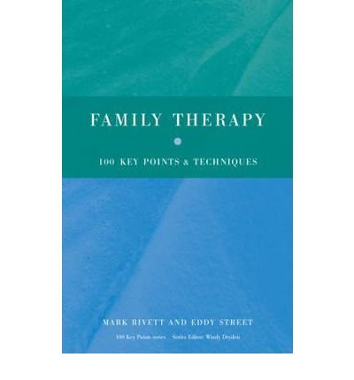 [ FAMILY THERAPY 100 KEY POINTS AND TECHNIQUES BY STREET, EDDY](AUTHOR)PAPERBACK