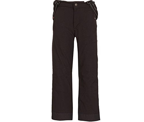 Bergson Kinder Skihose Pelly (Regular), Black [900], 176 - Kinder