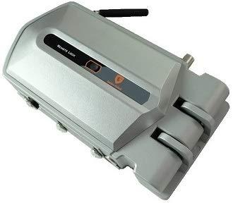 Golden Shield 4+1- Cerradura electrónica de seguridad invisible con 4