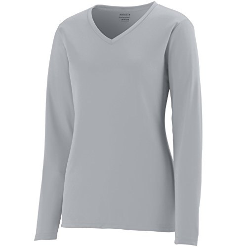 Augusta - T-shirt de sport - Femme Graphite