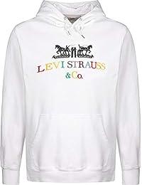 Levi's Herren  Graphic Hoodie Kapuzenpullover