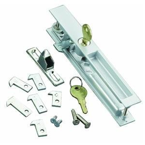 Wright Products VK1195 KEYED Flush MOUNT PATIO LATCH, ALUMINUM by Wright Products