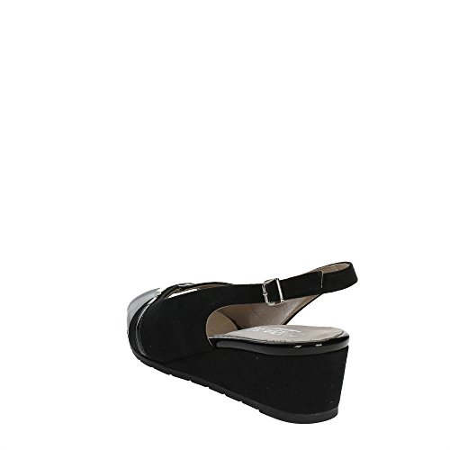 Cinzia Soft IAB331817 Sandale Femme Noir