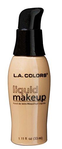 LA COLORS Liquid Makeup - Buff