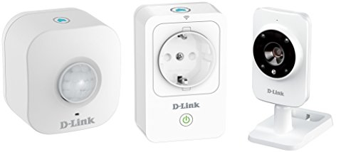 D-Link DCH-100KT/E Smart Home HD Starter Kit