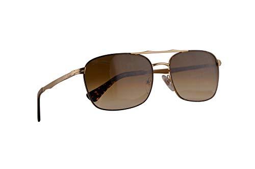 Persol 2454-S Sonnenbrille Gold Havana Mit Braunem Verlaufsglas Gläsern 60mm 107551 PO 2454S PO2454S PO2454-S
