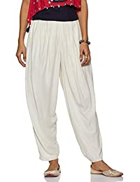 global desi Women's Straight Fit Pants