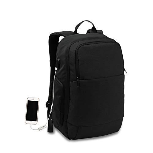 Wind Took Business Rucksack Reise Laptop Backpack 15.6 Zoll mit USB Anti-Theft Laptop Tasche Daypack und Tagesrucksack für Herren und Damen Wasserabweisend