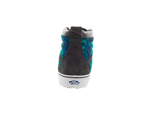 Vans Sk8-hi Mte, Unisex-Erwachsene Hohe Sneakers Blau