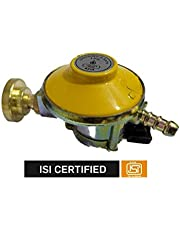KV AHA (ISI Certified) Original & Genuine/Gas Safe 100% Automatic Gas Safety Device/Gas Leakage Detector/ 100% Auto Cut Off