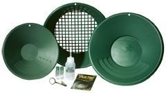 Garrett Goldsucher-Set Gold Pan Kit 13275