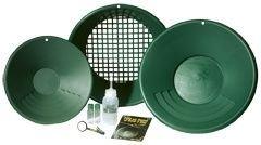 Garrett Goldsucher-Set Gold Pan Kit