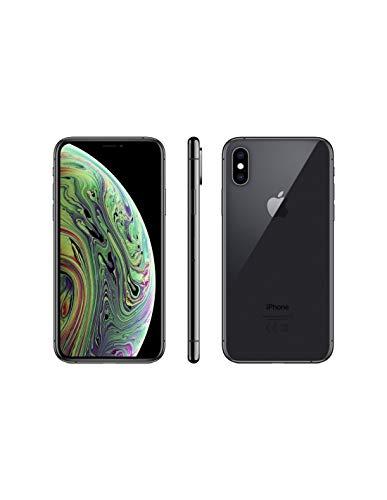 Apple iPhone XS (256GB) - Space Grau Diagonale Audio