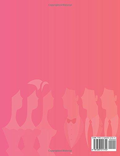 Bridesmaids versus Groomsmen Wedding Activity Book