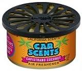 California Car Scents Autoduft Duftdose - Capristrano Coconut