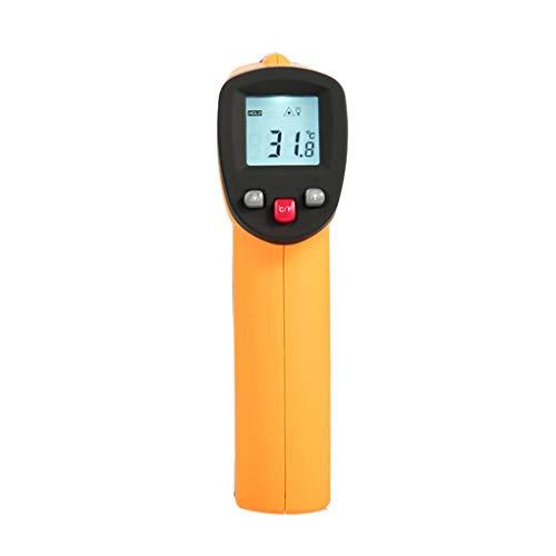 ELENXS LCD Screen Display Non Contact 50 550 Grad Bereich Infrarot Thermometer Temperatur Teaster -