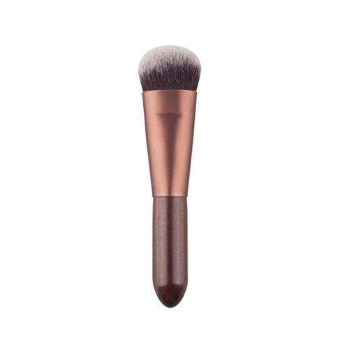 OVERMAL 1PCS Maquillage Fond de teint Eyebrow Blush cosmétiques Correcteur Brosses