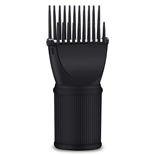 Accessorio pettine per asciugacapelli accessorio per spazzola per capelli Concentrator Segbeauty parrucchiere Styling Salon per stiratura Districante