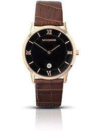 Sekonda Herren-Armbanduhr Unisex 3207.27 Analog Quarz