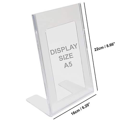 Zoom IMG-1 kurtzy porta brochure da banco